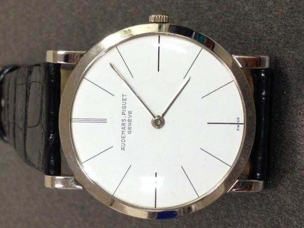 innovative design 93d8f b5863 世界三大時計オーデマピゲ | 野田市で貴金属の買取なら ...